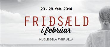 Friðsæld í febrúar